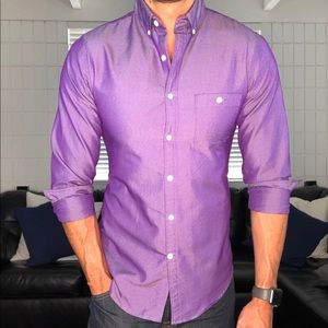 Button up casual Express shirt Extra Small Fitted